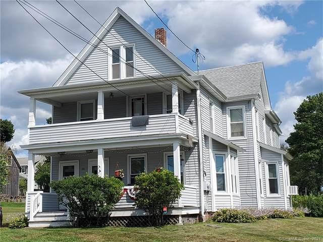 156 Smith Street, Groton, CT 06340 (MLS #170437107) :: Kendall Group Real Estate | Keller Williams