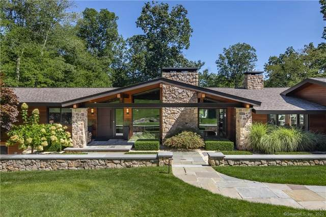 11 Old Forge Road, Greenwich, CT 06830 (MLS #170437138) :: GEN Next Real Estate