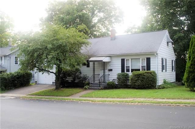 40 Hill Street, Naugatuck, CT 06770 (MLS #170437140) :: GEN Next Real Estate