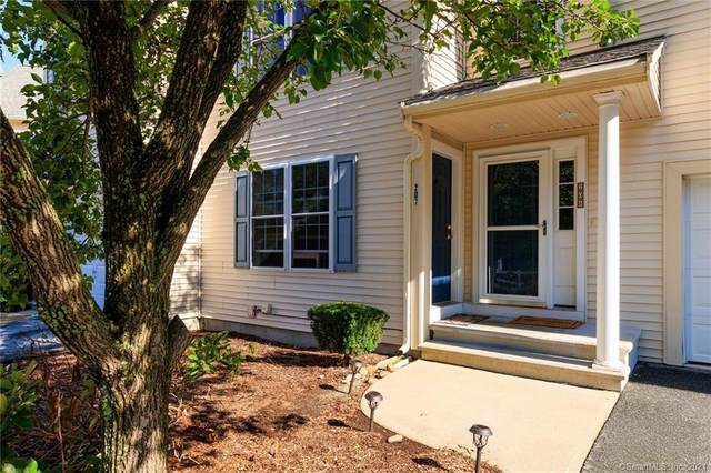80 Perry Street #207, Putnam, CT 06260 (MLS #170437173) :: Next Level Group