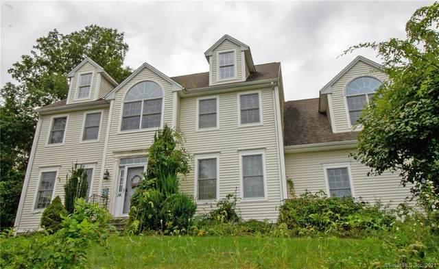 145 Comstock Trail, East Hampton, CT 06424 (MLS #170437179) :: Around Town Real Estate Team
