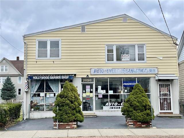 2052 E Main Street, Bridgeport, CT 06610 (MLS #170437202) :: GEN Next Real Estate