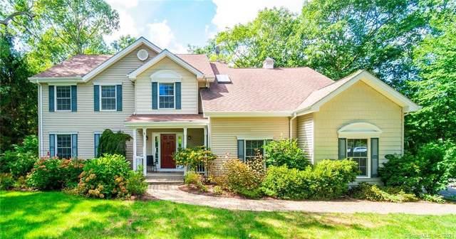 207 Long Wharf Road, Stonington, CT 06355 (MLS #170437234) :: GEN Next Real Estate