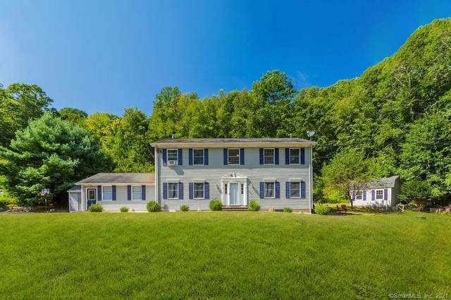 34 Oneil Road, Oxford, CT 06478 (MLS #170437249) :: Chris O. Buswell, dba Options Real Estate