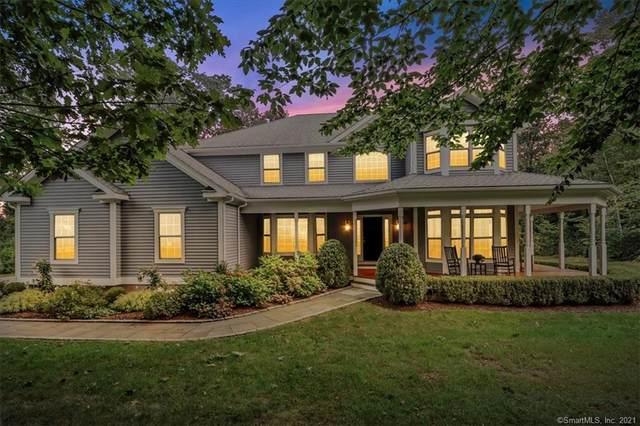 17 Cider Mill Road, Newtown, CT 06482 (MLS #170437262) :: Kendall Group Real Estate | Keller Williams