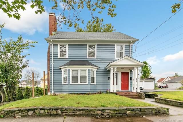 1431 Iranistan Avenue, Bridgeport, CT 06605 (MLS #170437275) :: Mark Seiden Real Estate Team