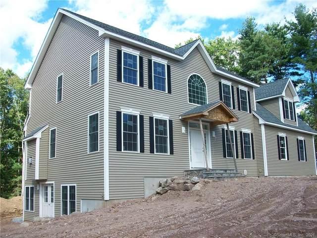 921 Thompson Street, Glastonbury, CT 06033 (MLS #170437283) :: Chris O. Buswell, dba Options Real Estate