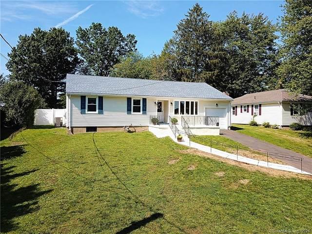 81 Knollwood Road, West Hartford, CT 06110 (MLS #170437305) :: Kendall Group Real Estate | Keller Williams
