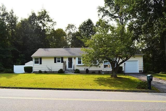 3 Tanglewood Road, Trumbull, CT 06611 (MLS #170437318) :: Around Town Real Estate Team