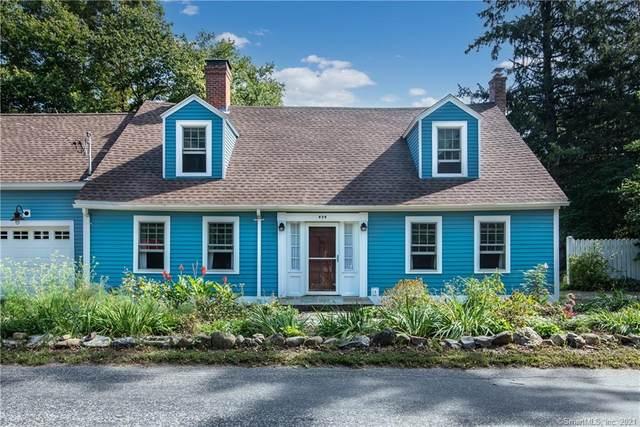 494 Wormwood Hill Road, Mansfield, CT 06250 (MLS #170437342) :: GEN Next Real Estate