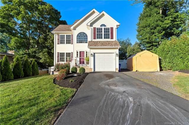 50 Northfield Road, Wallingford, CT 06492 (MLS #170437409) :: Around Town Real Estate Team