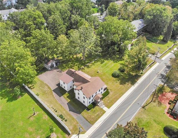 18 West Street, Stafford, CT 06076 (MLS #170437412) :: Kendall Group Real Estate | Keller Williams