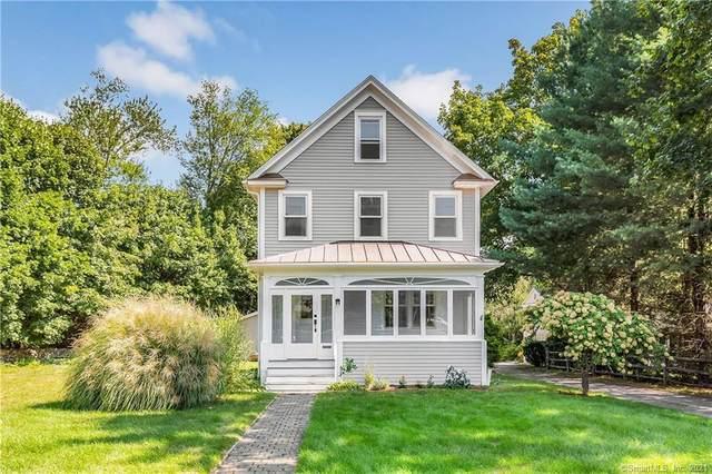 52 Fairfield Avenue, Darien, CT 06820 (MLS #170437437) :: Mark Seiden Real Estate Team