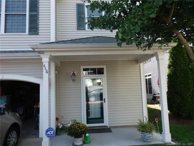 446 Naugatuck Avenue #446, Milford, CT 06460 (MLS #170437444) :: GEN Next Real Estate