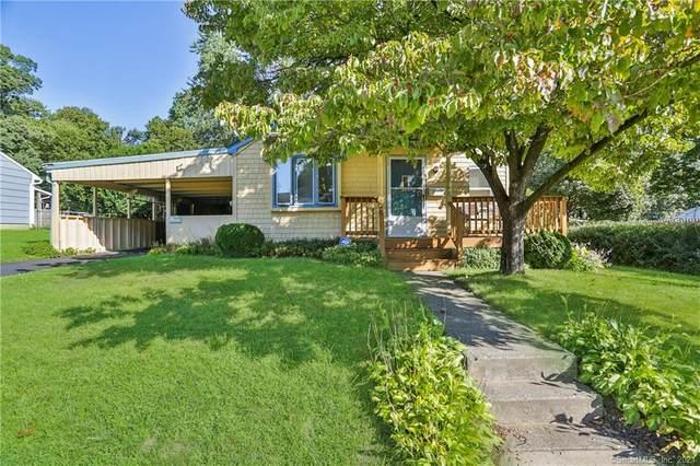 17 Sunnyside Drive, Shelton, CT 06484 (MLS #170437493) :: Team Feola & Lanzante   Keller Williams Trumbull