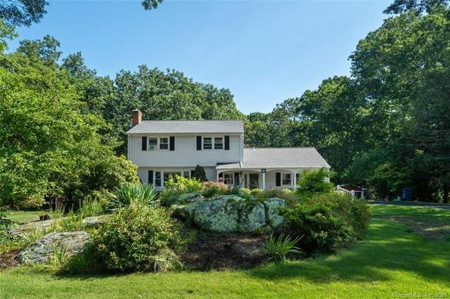 12 Lee Drive, Old Lyme, CT 06371 (MLS #170437508) :: Chris O. Buswell, dba Options Real Estate