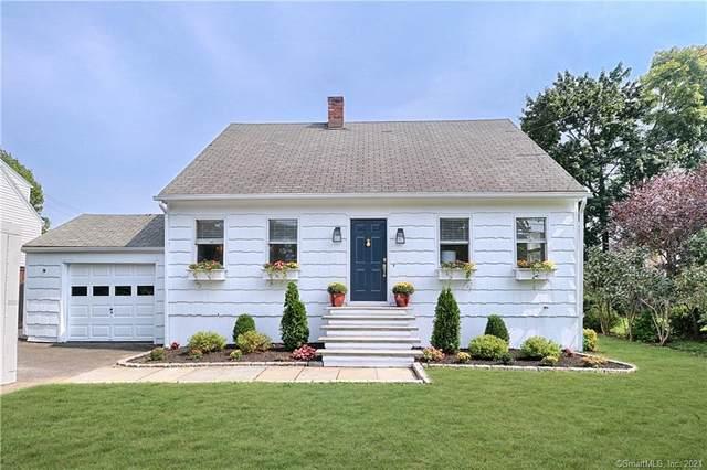 543 S Pine Creek Road, Fairfield, CT 06824 (MLS #170437518) :: Tim Dent Real Estate Group