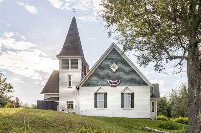 208 Center Street, Hartland, CT 06091 (MLS #170437530) :: Kendall Group Real Estate | Keller Williams