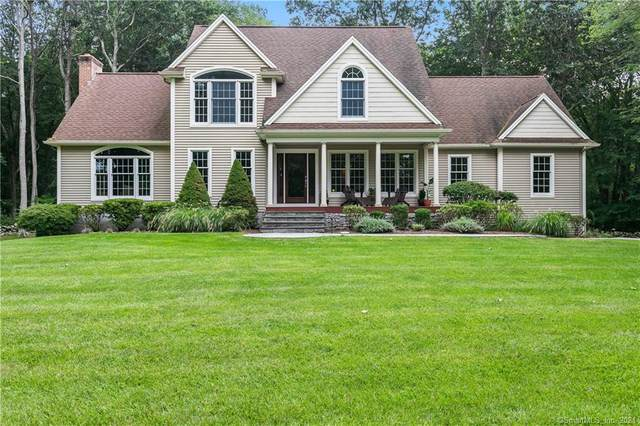 148-1 Mile Creek Road, Old Lyme, CT 06371 (MLS #170437550) :: Chris O. Buswell, dba Options Real Estate