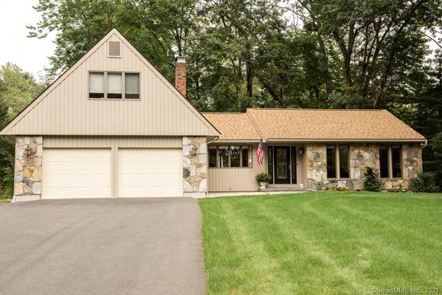 96 Stonefield Trail, South Windsor, CT 06074 (MLS #170437555) :: Next Level Group