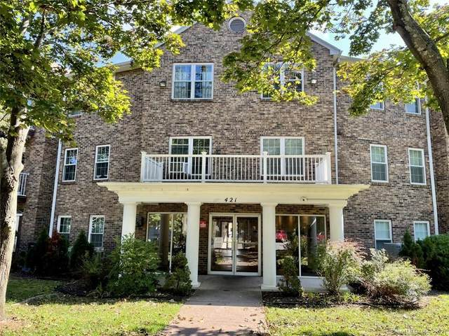 421 Tolland Street #310, East Hartford, CT 06108 (MLS #170437585) :: Chris O. Buswell, dba Options Real Estate