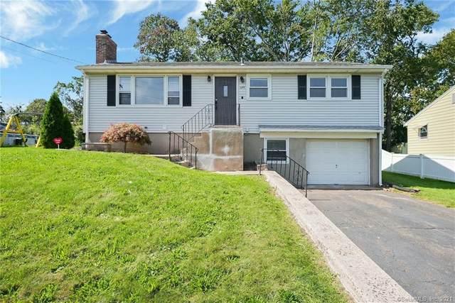 159 Belvedere Drive, Meriden, CT 06450 (MLS #170437590) :: GEN Next Real Estate