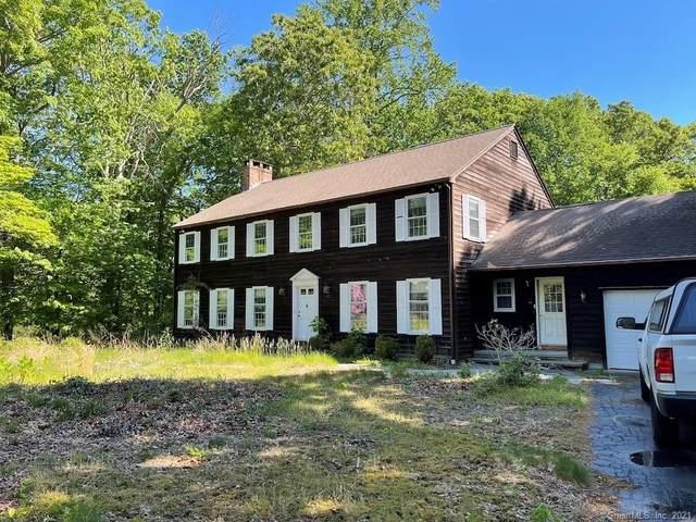 8 Heath Spur, Ledyard, CT 06339 (MLS #170437612) :: GEN Next Real Estate