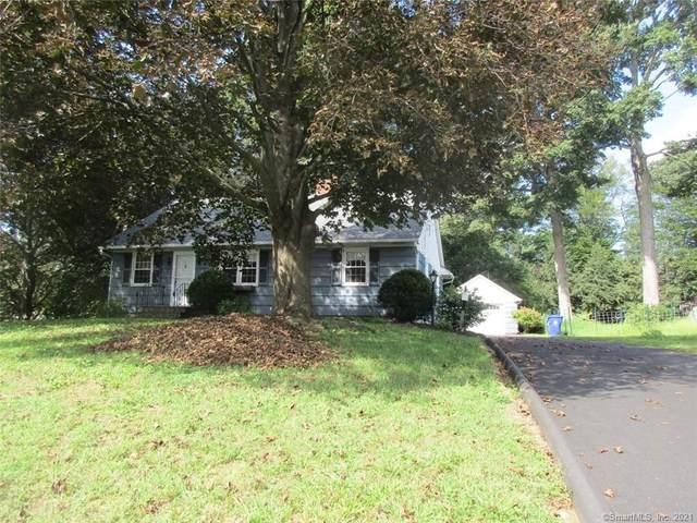 93 College Avenue, Torrington, CT 06790 (MLS #170437644) :: Tim Dent Real Estate Group