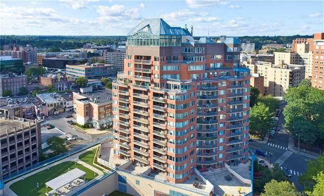 25 Forest Street 4M, Stamford, CT 06901 (MLS #170437646) :: Around Town Real Estate Team