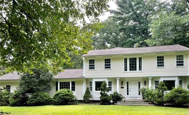 480 Daniels Farm Road, Trumbull, CT 06611 (MLS #170437658) :: Chris O. Buswell, dba Options Real Estate