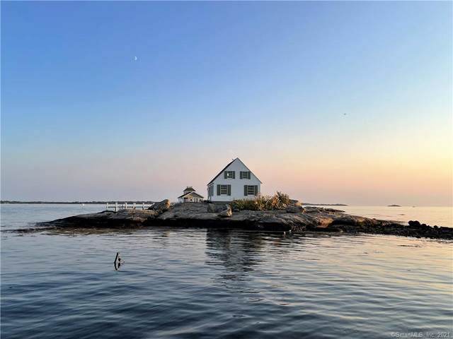 2 Mouse Island, Groton, CT 06340 (MLS #170437663) :: Kendall Group Real Estate | Keller Williams