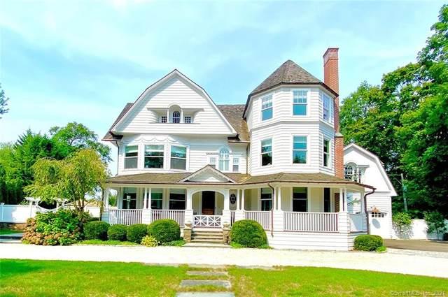 976 Pequot Avenue, Fairfield, CT 06890 (MLS #170437691) :: GEN Next Real Estate