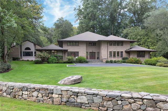 180 Hunting Ridge Road, Stamford, CT 06903 (MLS #170437692) :: Kendall Group Real Estate | Keller Williams