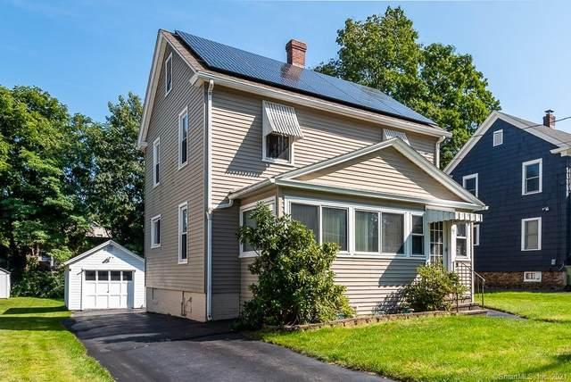 47 Clinton Street, Meriden, CT 06450 (MLS #170437703) :: GEN Next Real Estate