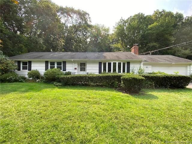 270 Hemlock Hill Road, Orange, CT 06477 (MLS #170437708) :: GEN Next Real Estate