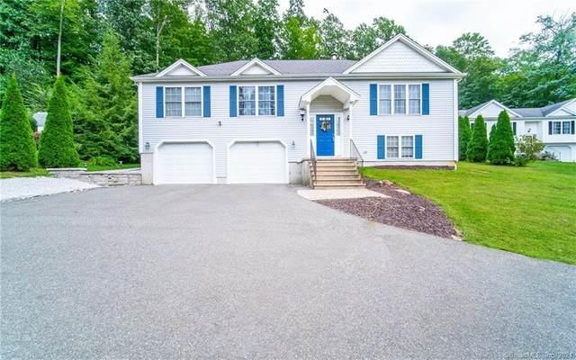 124 Ives Avenue, Meriden, CT 06450 (MLS #170437715) :: GEN Next Real Estate