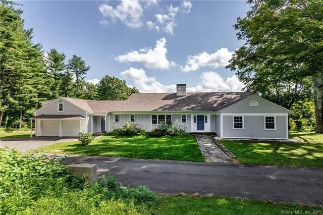780 South Street, Middlebury, CT 06762 (MLS #170437716) :: GEN Next Real Estate