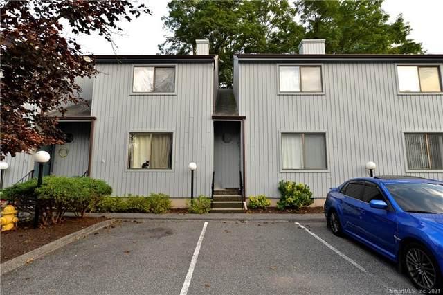 19 Somers Street D3, Danbury, CT 06810 (MLS #170437814) :: Around Town Real Estate Team