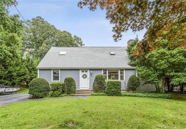 19 Pilgrim Road, Waterford, CT 06375 (MLS #170437836) :: Kendall Group Real Estate | Keller Williams