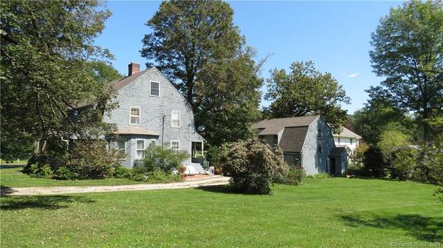 110 Granite Avenue, North Canaan, CT 06018 (MLS #170437881) :: Linda Edelwich Company Agents on Main