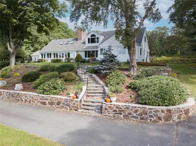 39 Terrell Road, Woodbury, CT 06798 (MLS #170437920) :: Kendall Group Real Estate | Keller Williams