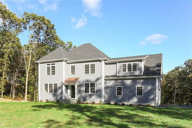 12 Ridge Valley Road, Newtown, CT 06470 (MLS #170437939) :: Kendall Group Real Estate | Keller Williams