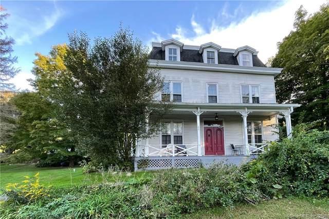 92 Miry Brook Road, Danbury, CT 06810 (MLS #170437940) :: Chris O. Buswell, dba Options Real Estate