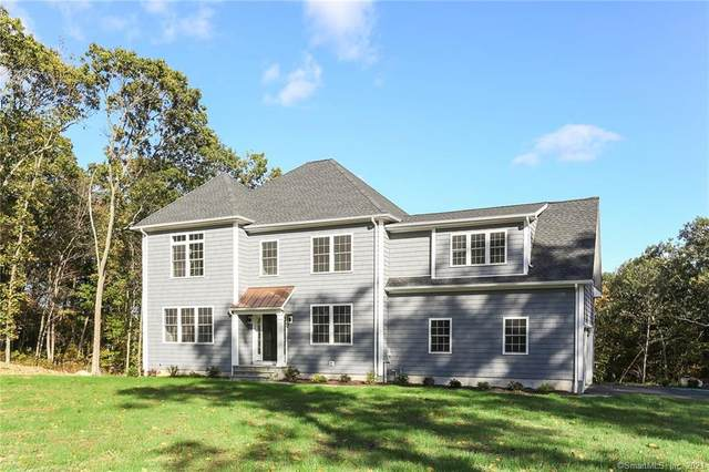 16 Ridge Valley Road, Newtown, CT 06470 (MLS #170437942) :: Kendall Group Real Estate | Keller Williams