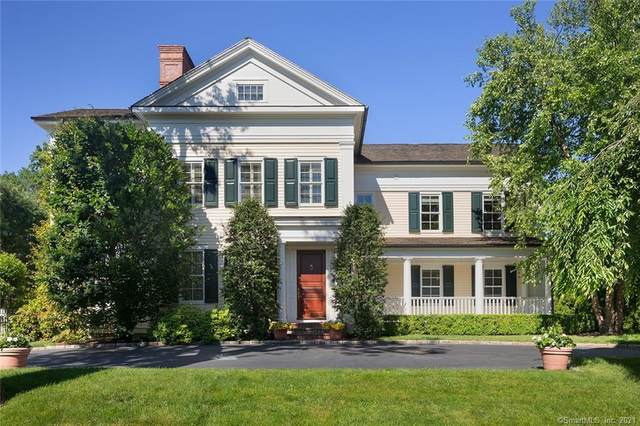 353 South Avenue, New Canaan, CT 06840 (MLS #170437948) :: Sunset Creek Realty