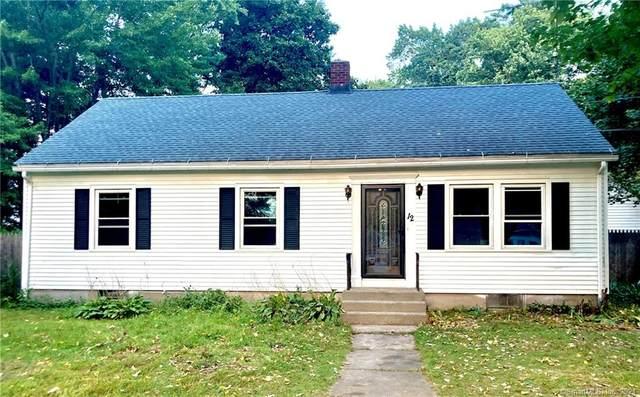 12 Avon Street, Enfield, CT 06082 (MLS #170437966) :: GEN Next Real Estate