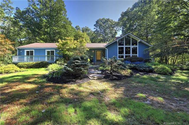 65 Wood End Drive, Easton, CT 06612 (MLS #170438021) :: Grasso Real Estate Group