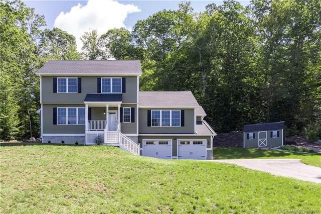 42 Bittersweet Drive, Ledyard, CT 06335 (MLS #170438022) :: GEN Next Real Estate
