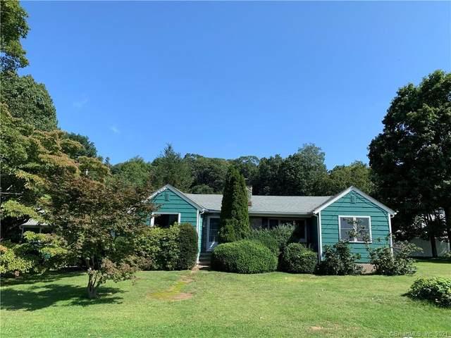 1 Rainbow Road, Norwalk, CT 06851 (MLS #170438025) :: GEN Next Real Estate