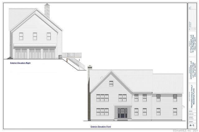 lot 1 Cannon Road, Wilton, CT 06897 (MLS #170438033) :: Chris O. Buswell, dba Options Real Estate